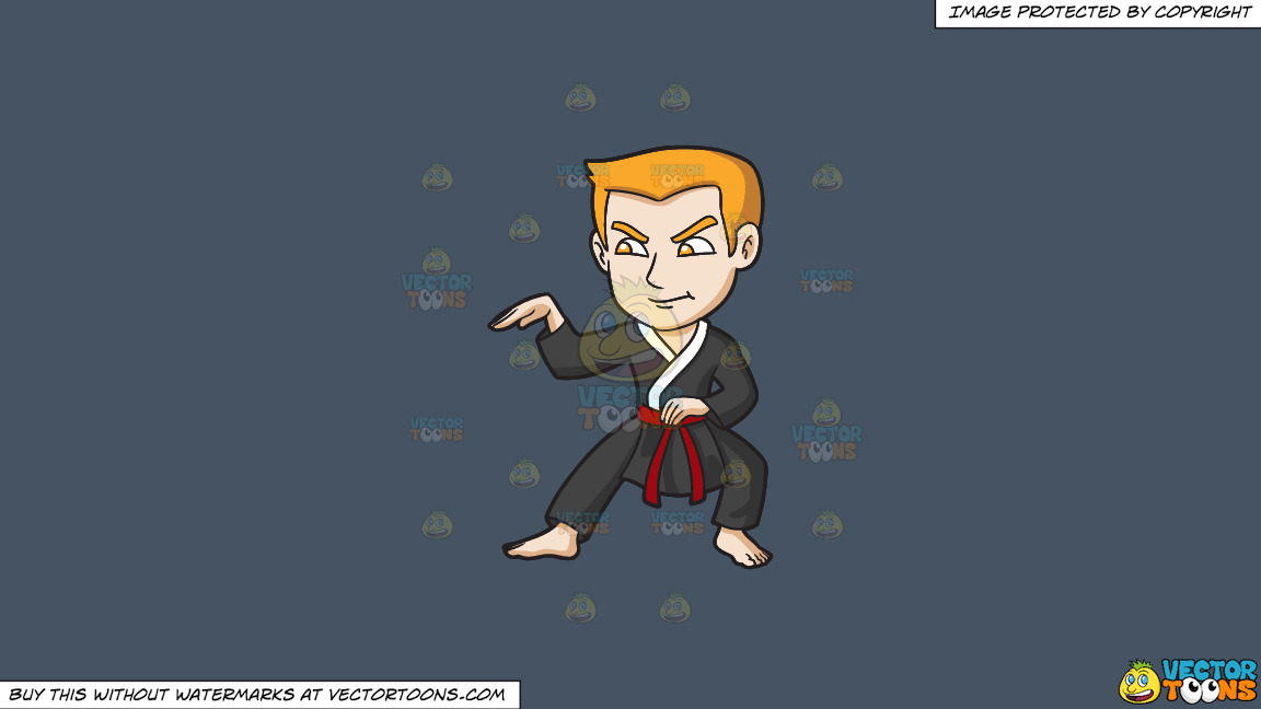 A Man Doing A Snake Style Martial Arts Stance On A Solid Metal Grey 465362 Background thumbnail