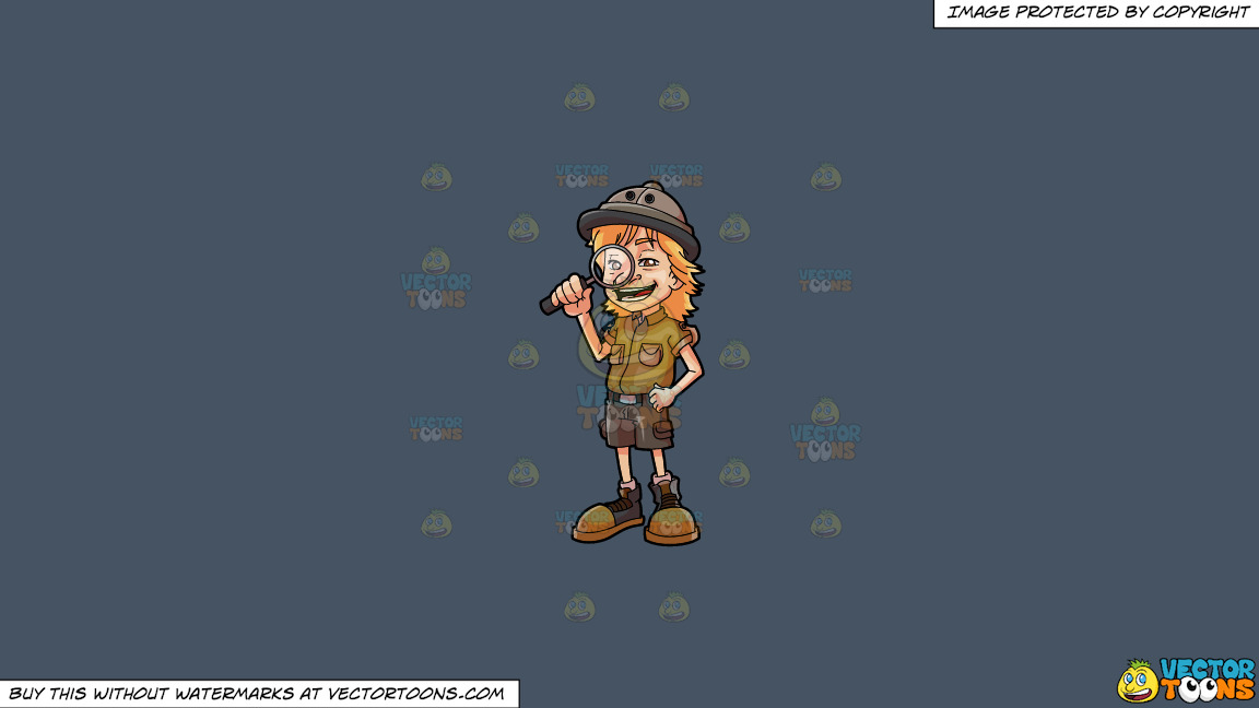 A Young Explorer On A Solid Metal Grey 465362 Background thumbnail