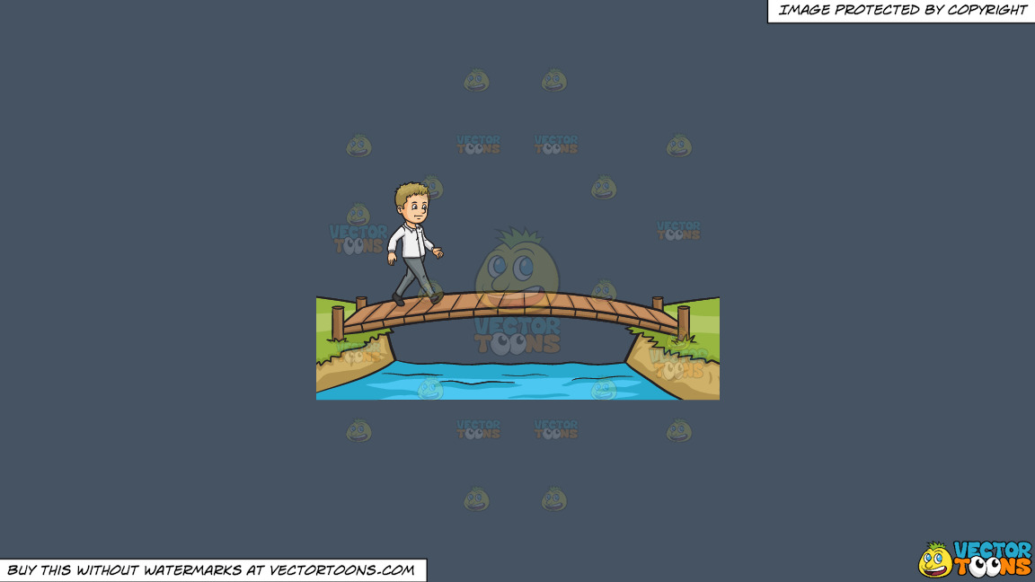 Cross That Bridge When You Come To It On A Solid Metal Grey 465362 Background thumbnail