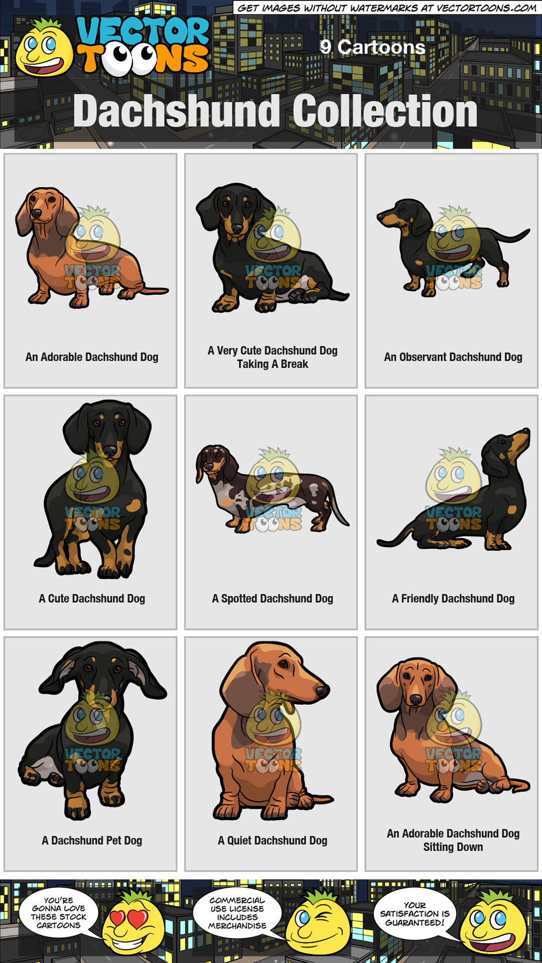 Dachshund Collection thumbnail