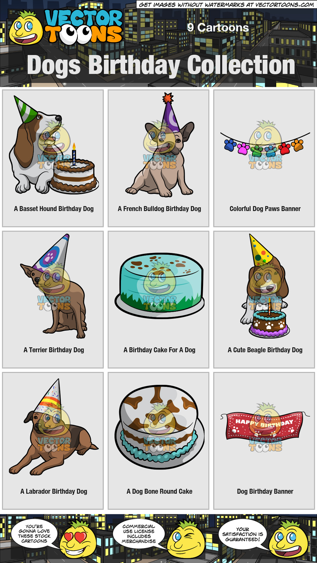Dogs Birthday Collection thumbnail