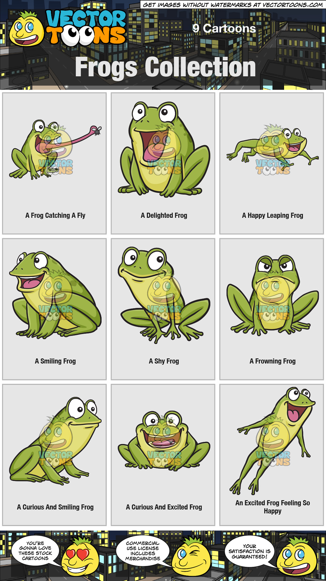 Frogs Collection thumbnail