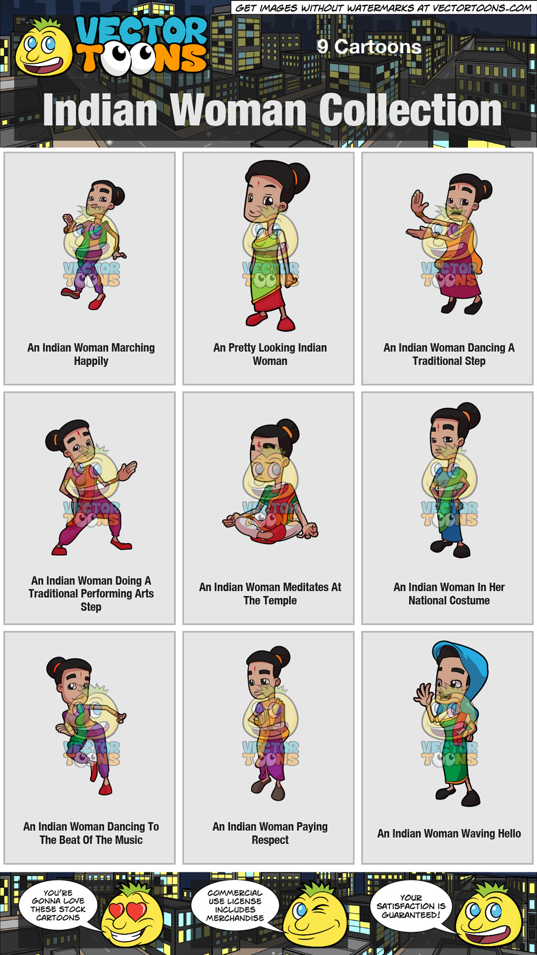 Indian Woman Collection thumbnail