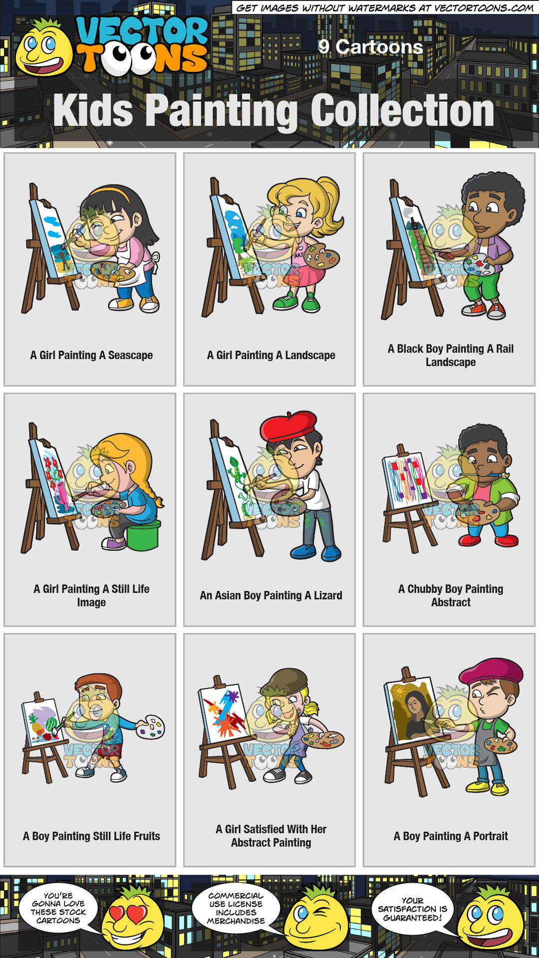 Kids Painting Collection thumbnail
