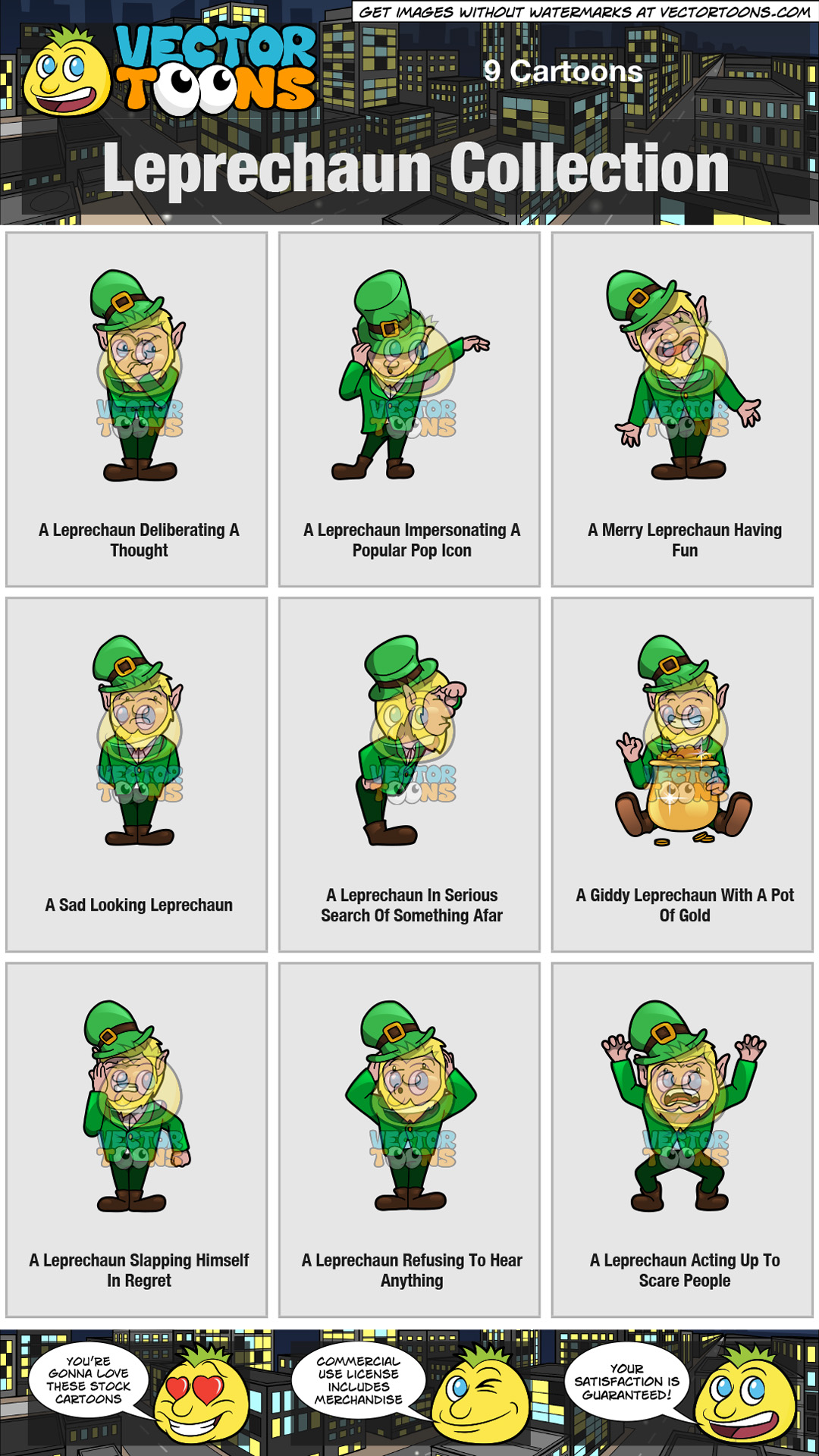 Leprechaun Collection thumbnail