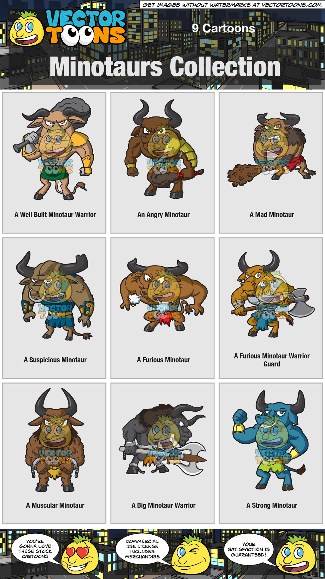 Minotaurs Collection thumbnail