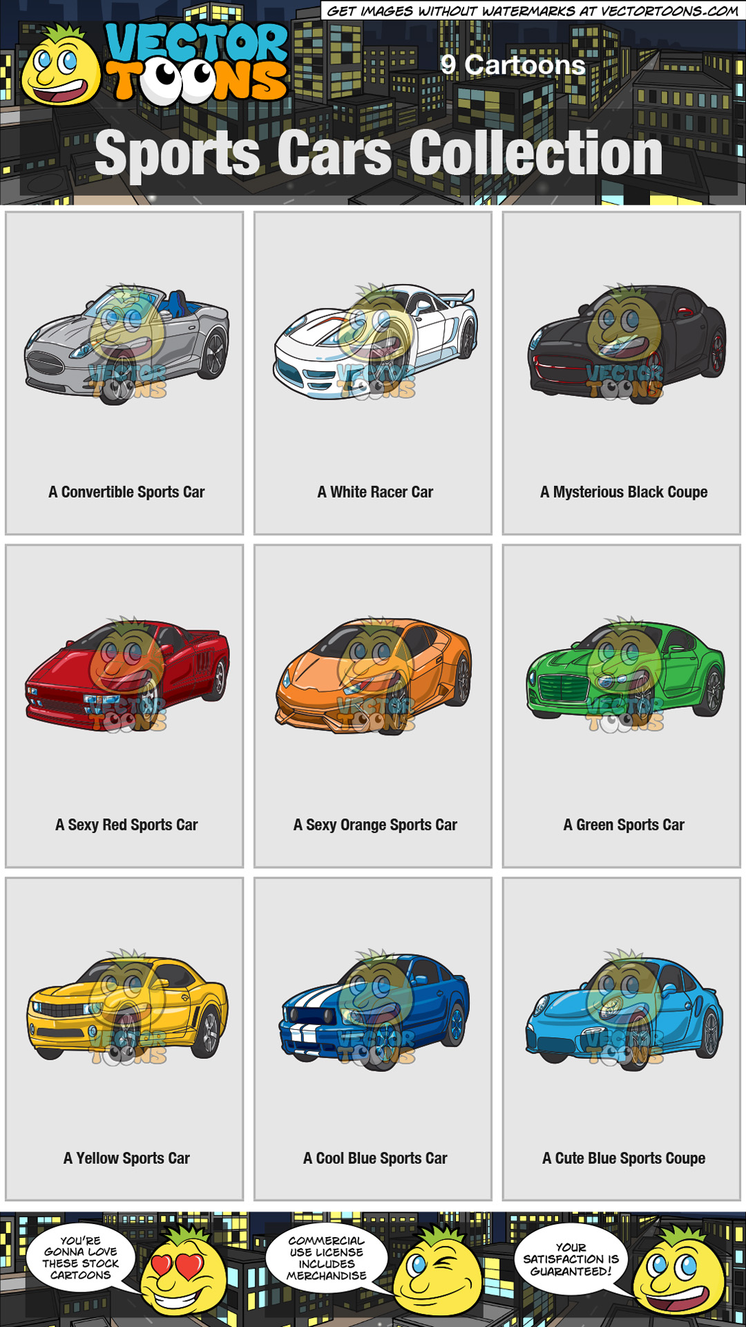 Sports Cars Collection thumbnail