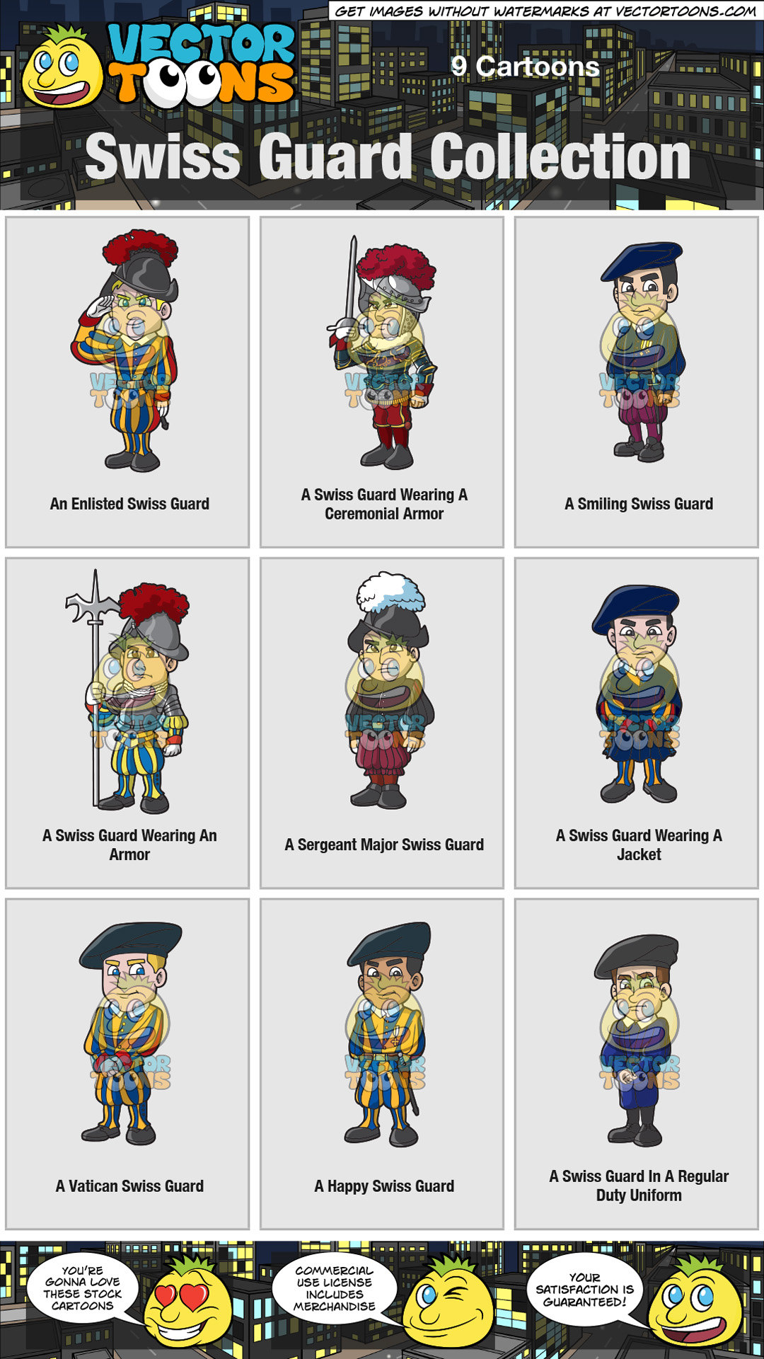 Swiss Guard Collection thumbnail