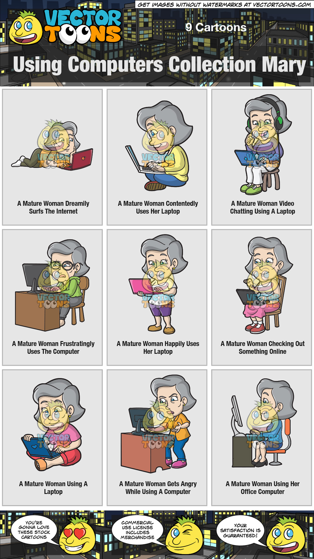 Using Computers Collection Mary thumbnail
