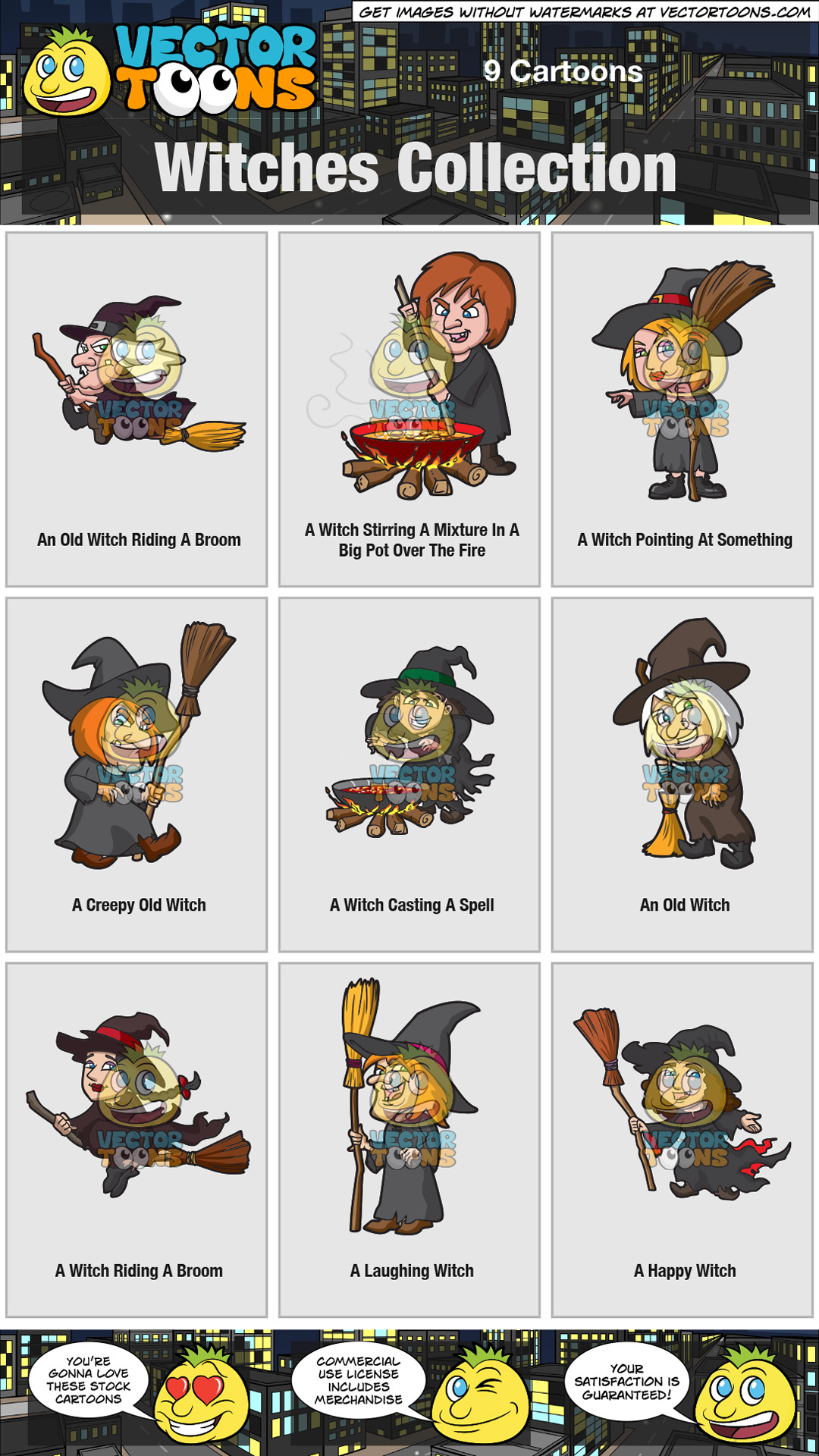 Witches Collection thumbnail