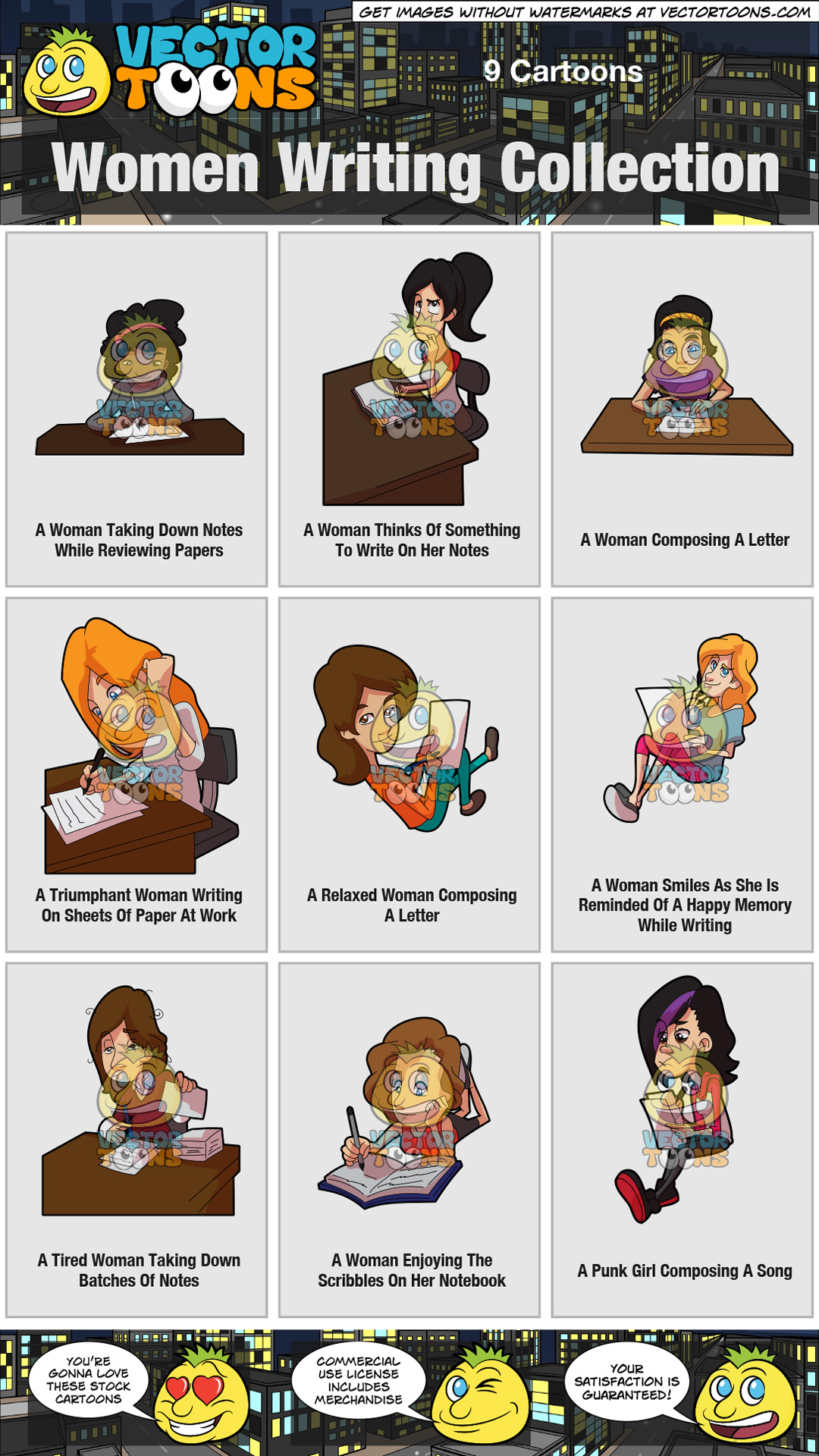 Women Writing Collection thumbnail
