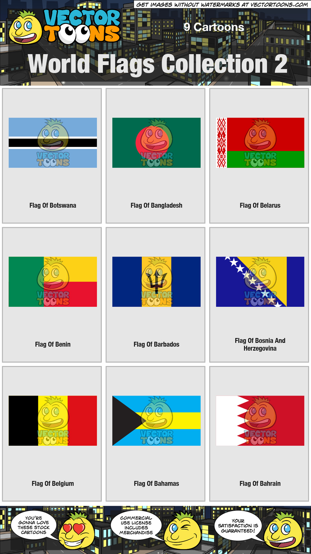 World Flags Collection 2 thumbnail