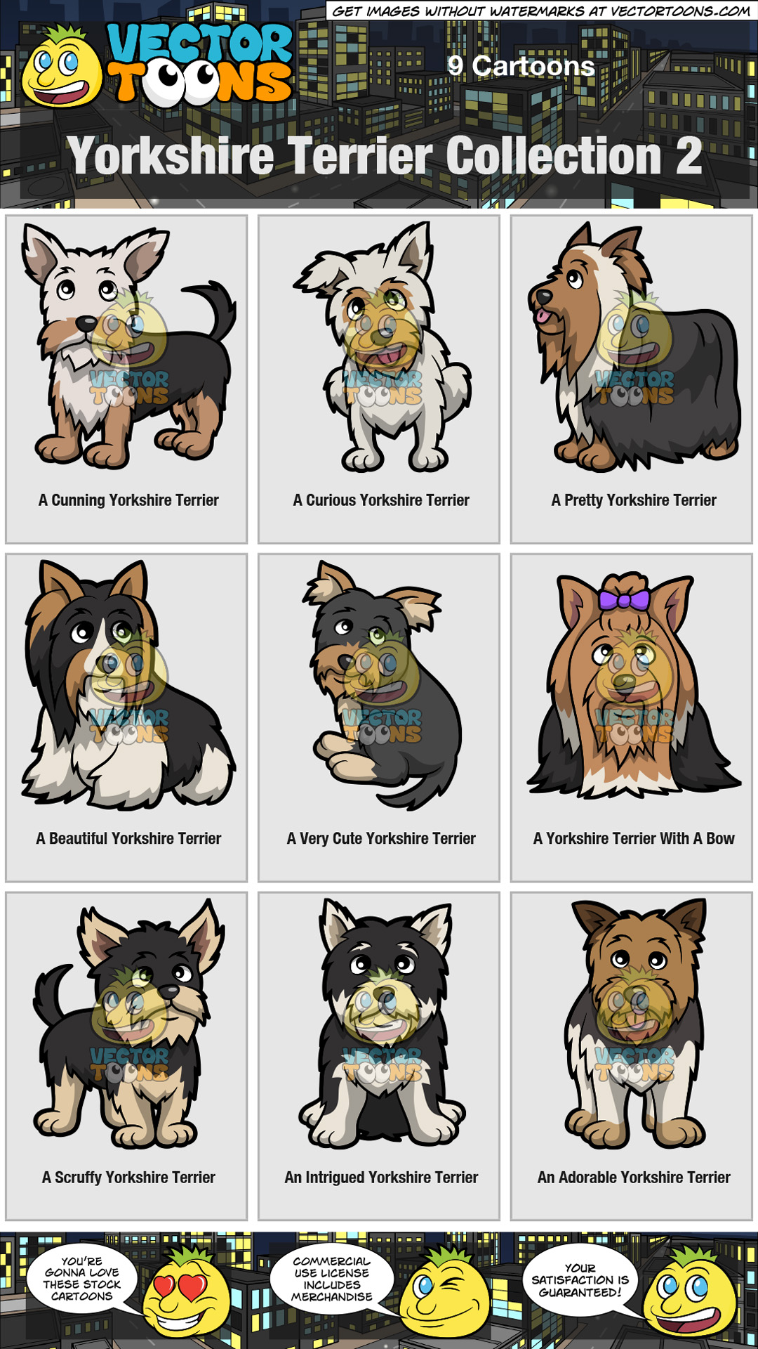 Yorkshire Terrier Collection 2 thumbnail
